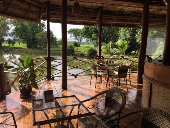 Ban Khiet Ngong, Laos: Our beautiful bar