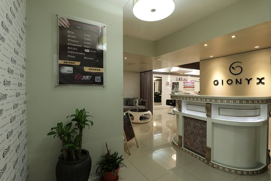 Gionyx Hair & Nail Salon