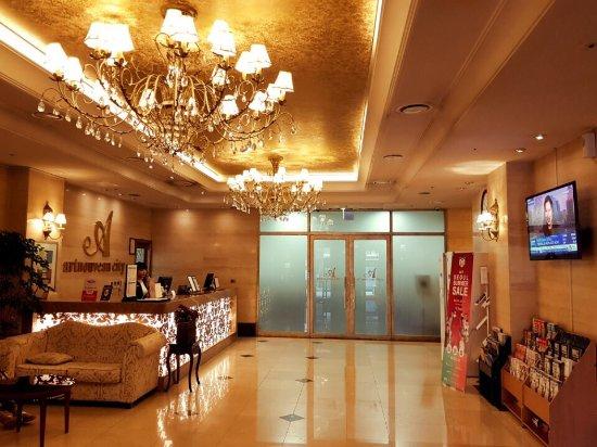 Hotel Artnouveau Seocho: photo0.jpg