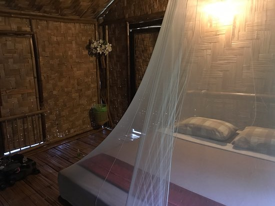 Bamboo Nest de Chiang Rai: Inside the room