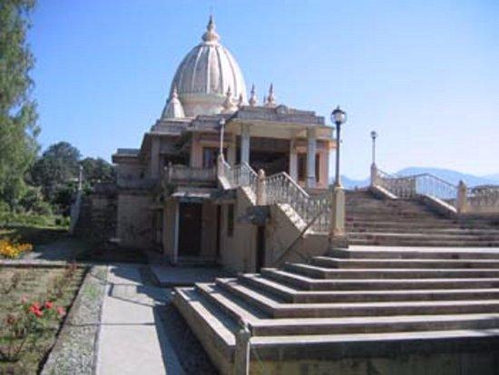 Ramakrishna Ashrama Temple