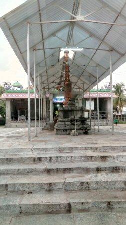Arakkonam, Indie: Outside the sacntum