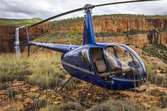 Kununurra, Australië: Revolver Falls - Wet Season