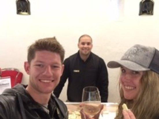 Constantia, Sudáfrica: 1st place tasting