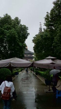 Hanshan Temple: 寒山寺の写真