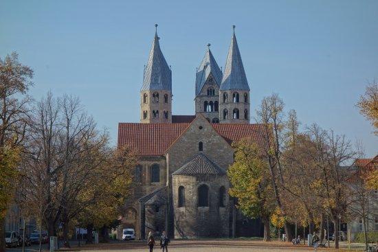 Halberstadt, Germany:  Liebfrauenkirche
