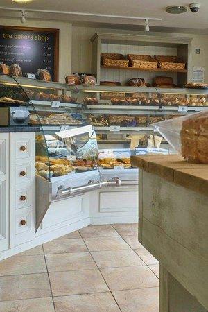 Cafe Vie at the Baker's Shop Ltd
