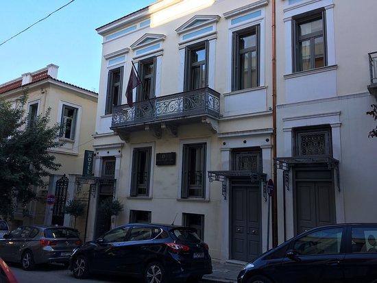 Maison Grecque - Prices & Boutique Hotel Reviews (Patras, Greece ...