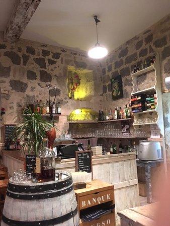 Sos, France: The Bar