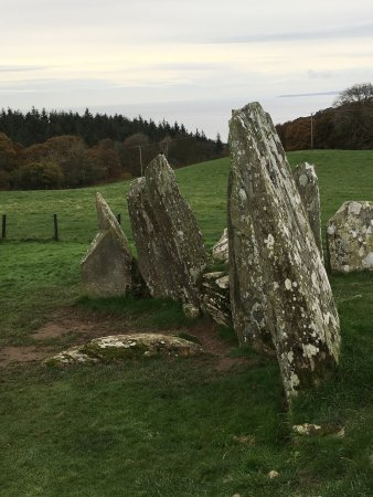 Creetown, UK: Cairnholy Chambered Cairns Ravenshall