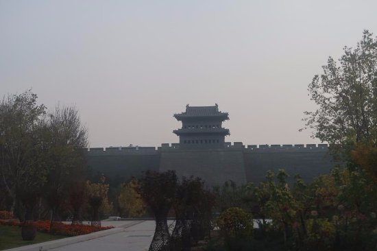 Datong City Walls: Datong Wall