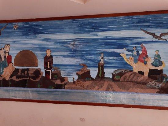 Catedral Inmaculada Concepción: фрески