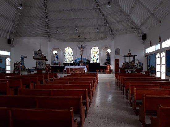 Catedral Inmaculada Concepción: Внутри церкви
