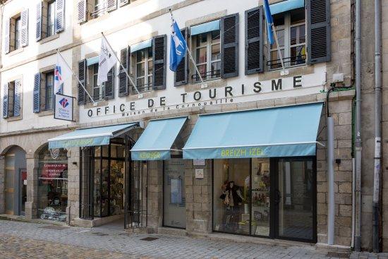 office de tourisme 29000 quimper
