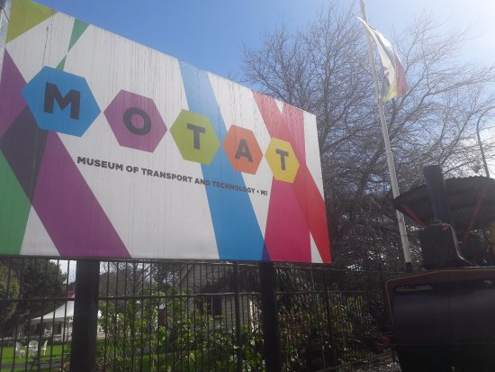 Museum of Transport and Technology: MOTAT