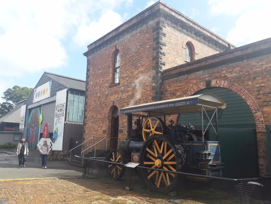 Museum of Transport and Technology: the pumphouse