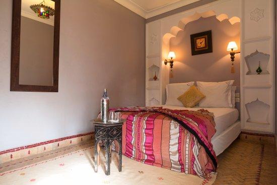 Dar silsila hotel marrakech maroc voir les tarifs - Prix chambre hotel mamounia marrakech ...