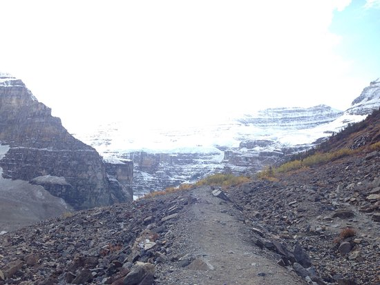 Plain of Six Glaciers Tea House : photo0.jpg