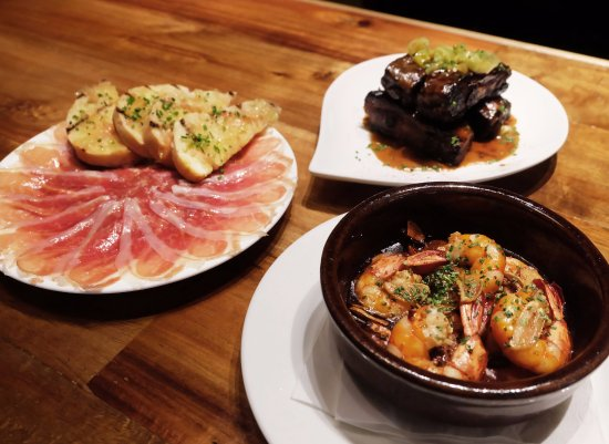 We serve up authentic and mouth-watering tapas.