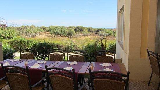 Adriana Beach Club Hotel Resort : venkovní stravování