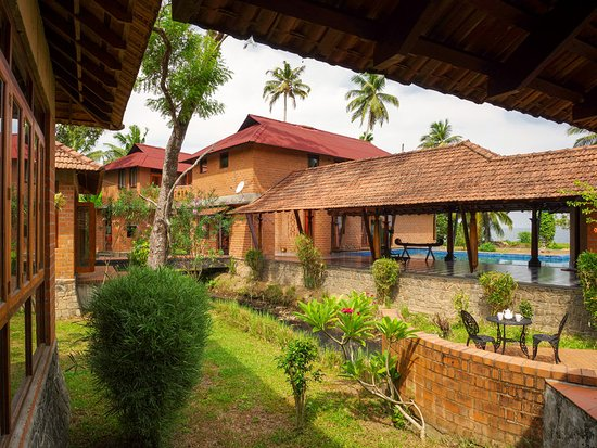 Entrance - Picture of The Lily Pad, Kumarakom - Tripadvisor