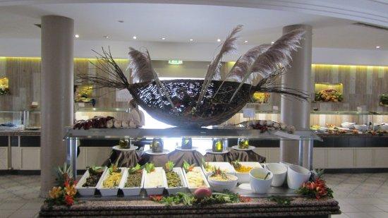 Adriana Beach Club Hotel Resort: jídelna
