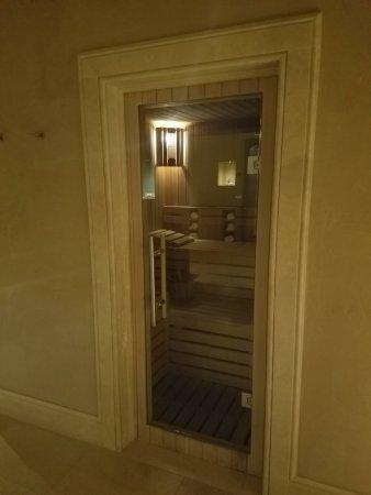 Candeli, Italië: Sauna
