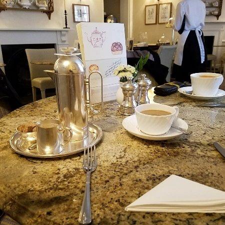 Tea Rooms In York Pa