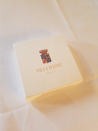 Candeli, Italië: Nightly Chocolates