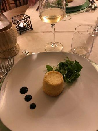 Casolare di Libbiano: Parmesan Puffs