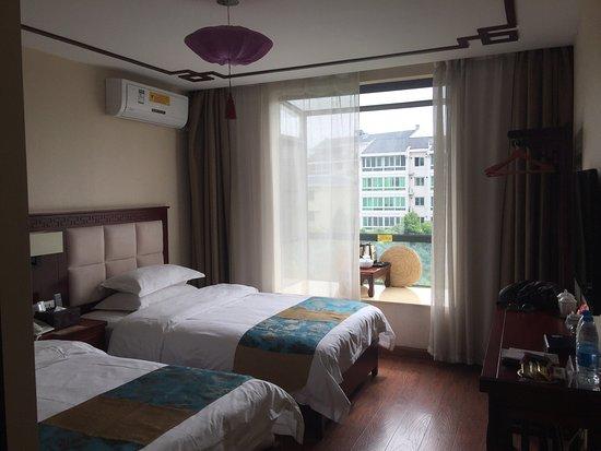Cozy boutique hotel