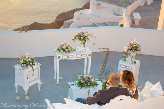 A Romantic Set Up For A Romantic Wedding Proposal Picture Of