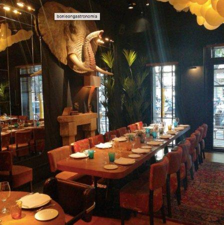 Restaurante feroz barcelona restaurantbeoordelingen - Restaurante alma barcelona ...