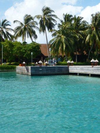 Kurumba Maldives: Arriving at Kurumba