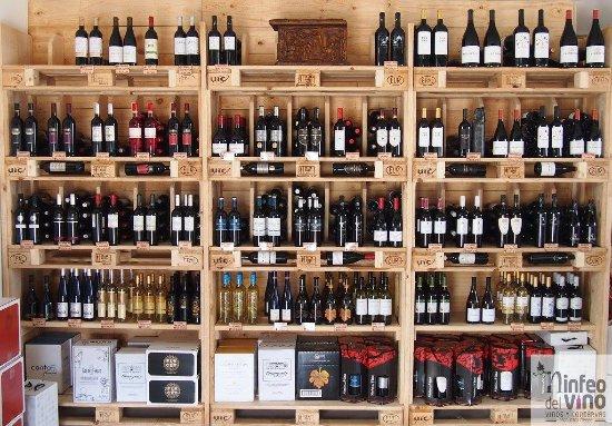 Alfaro, Spanien: vinos