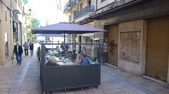 Tartar De Salmon Picture Of La Industrial Gastro Bar
