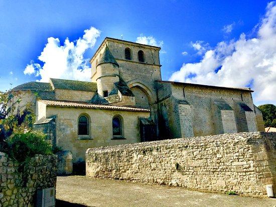 Eglise Saint-Gelais
