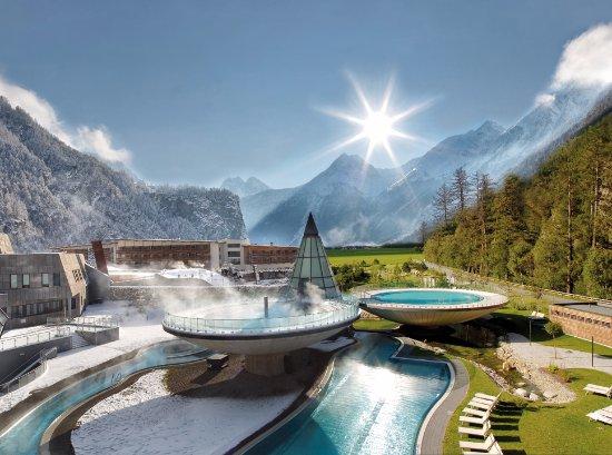 Aqua Dome - Tirol Therme Laengenfeld