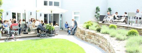 Hinterhof Picture Of Markt 5 Cafe Paderborn Tripadvisor