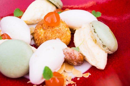 Sloten, Holandia: Dessert