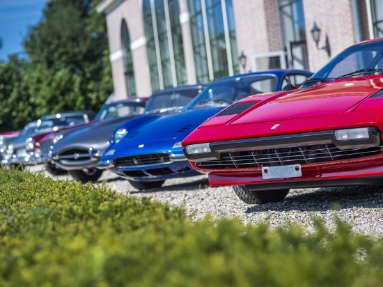 Brummen, Países Bajos: Classic cars
