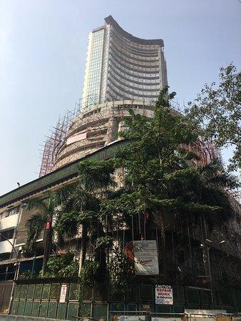 Raconteur Walks Mumbai: mumbai stock exchange