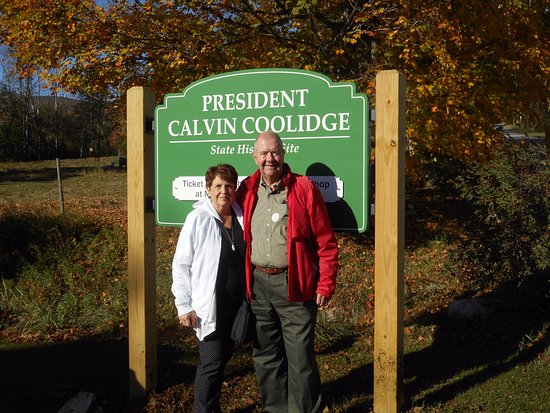 Plymouth, VT: President Calvin Coolidge State Historic Site