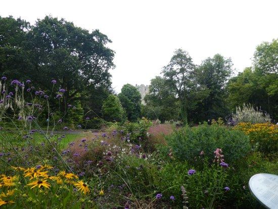 Blarney Castle and gardens.