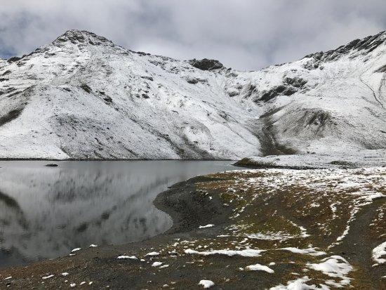 Grimentz, Ελβετία: Lac des Autannes - Septembre 2017