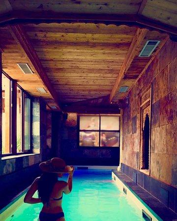 Hôtel et Spa Le Lion d'Or : Spa le lion D'or proche de Deauville