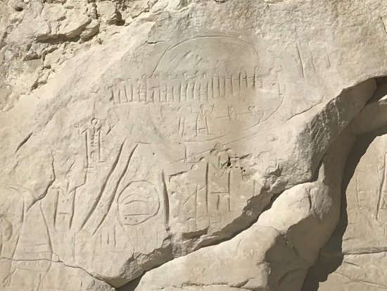 Riverton, WY: Castle Gardens Petroglyph Site