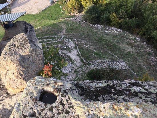 Thracian sanctuary Photo