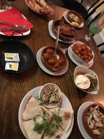 La Mancha: Excellent food!!!