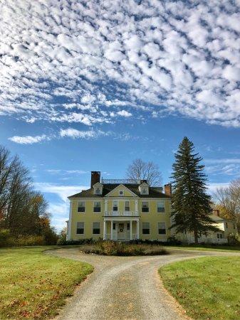 ไฮด์พาร์ก, เวอร์มอนต์: Tea at the Governor's House